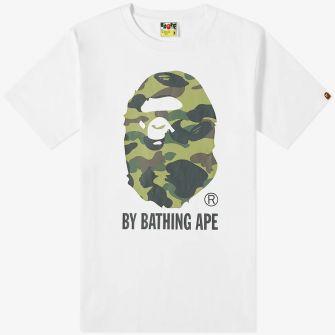A BATHING APE 1ST CAMO BY BATHING APE TEE