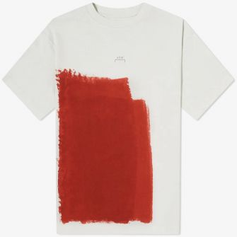 A-COLD-WALL* BLOCK PAINTED TEE