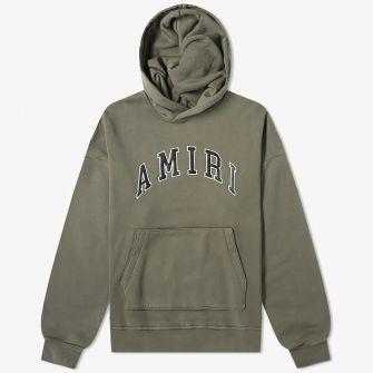 AMIRI COLLEGE AMIRI HOODY
