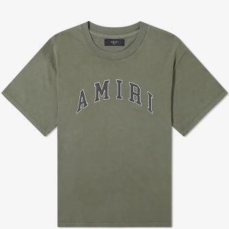 AMIRI COLLEGE AMIRI TEE