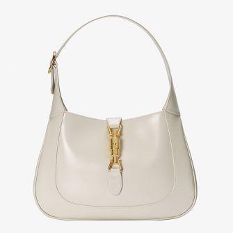 JACKIE 1961 SMALL SHOULDER BAG WHITE