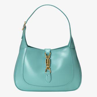 JACKIE 1961 SMALL SHOULDER BAG BLUE