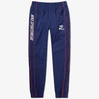 NIKE ARCHIVE PANT BINARY BLUE, RED & WHITE