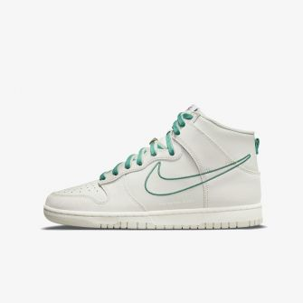 NIKE DUNK HIGH SE FIRST USE PACK - GREEN NOISE