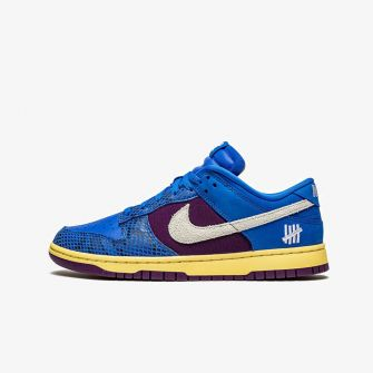 NIKE DUNK LOW UNDEFEATED DUNK VS. AF1