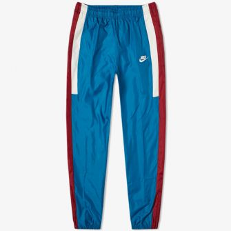 NIKE RE-ISSUE WOVEN PANT BLUE