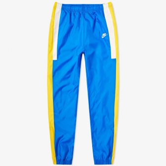 NIKE RE-ISSUE WOVEN SWEAT PANT BLUE