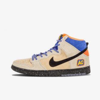 "NIKE SB DUNK HIGH PREMIUM ""ACAPULCO GOLD"""