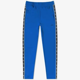NIKE TAPED POLY TRACK PANT BLUE