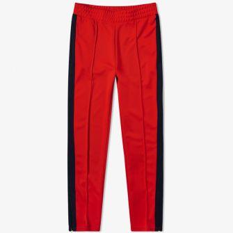 NIKE X MARTINE ROSE K TRACK PANTS RED