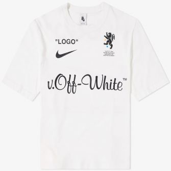 NIKE X OFF-WHITE TEE WHITE