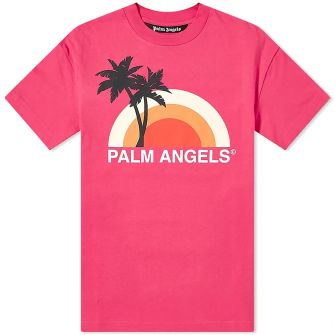 PALM ANGELS SUNSET TEE