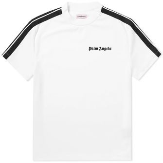 PALM ANGELS TRACK TAPING TEE