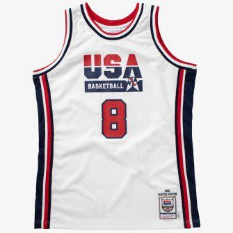 MITCHELL & NESS TEAM USA - 1992 USA BASKETBALL HOME JERSEY