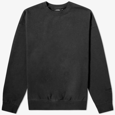 FEAR OF GOD ESSENTIALS REFLECTIVE CREW SWEAT