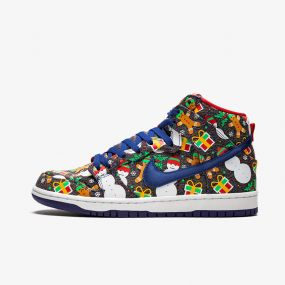 NIKE SB DUNK HIGH TRD QS