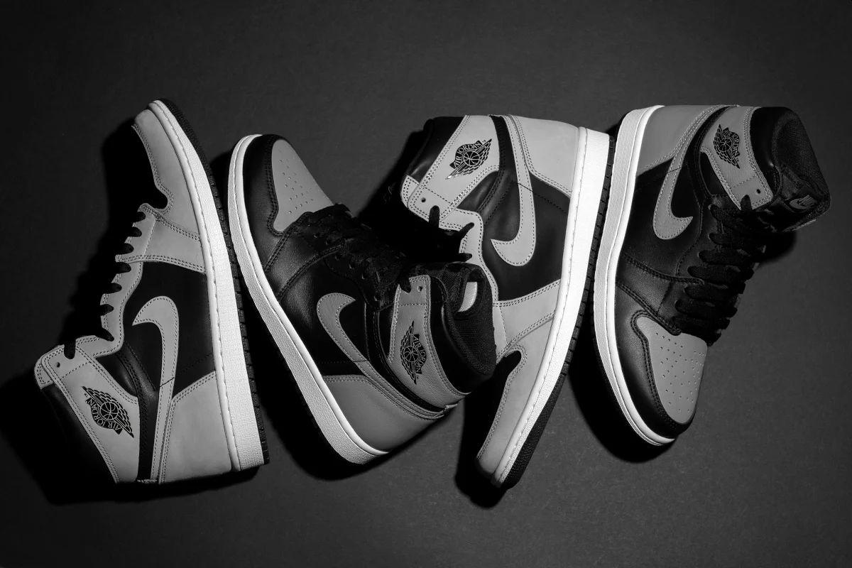 """Air Jordan 1 High OG """"Shadow 2.0"""""""